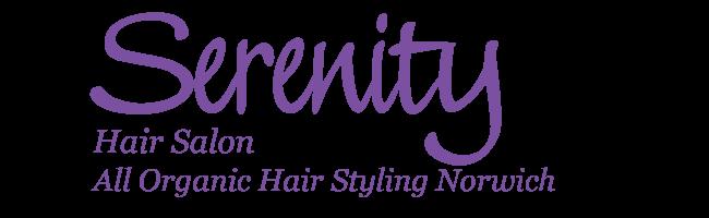 Serenity Hair Salon Logo